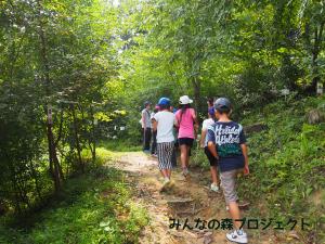 もくもく村の森